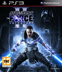 Star Wars: The Force Unleashed II (ex shelf stock) for PS3