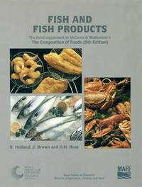 Fish and Fish Products by Robert Alexander McCance