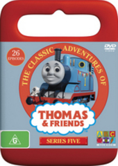 Thomas & Friends - Series 5 on DVD