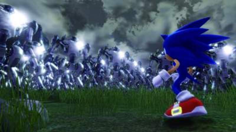 Sonic the Hedgehog for PS3 image