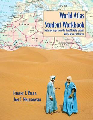 World Atlas: Student Workbook by Eugene Palka