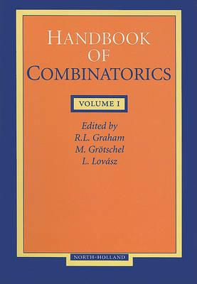 Handbook of Combinatorics Volume 1 by Unknown Author