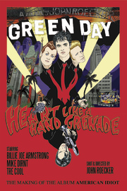 Heart Like A Hand Grenade DVD by Green Day
