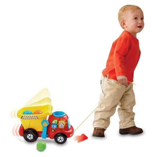 VTech: Put and Take Dumper Truck image