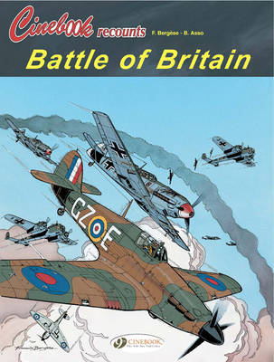 Battle of Britain by B. Asso