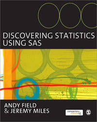 Discovering Statistics Using SAS by Andy Field image