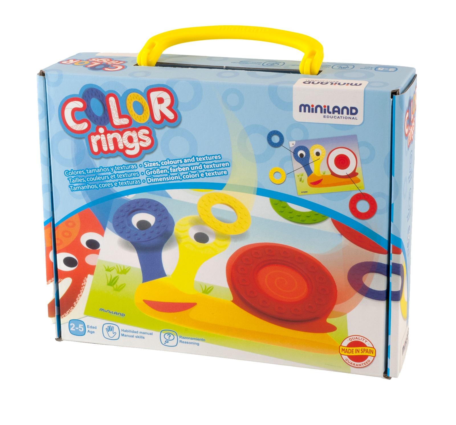 Miniland Colour Rings image