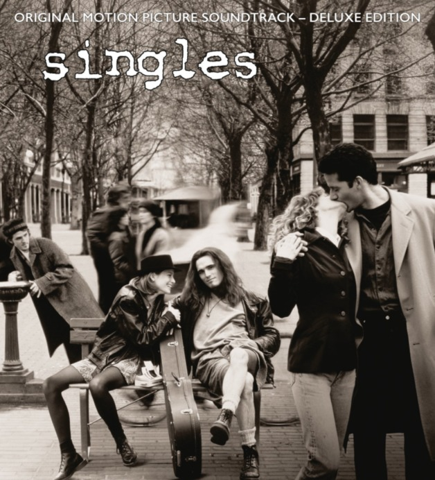 Singles - Original Soundtrack by Chris Cornell