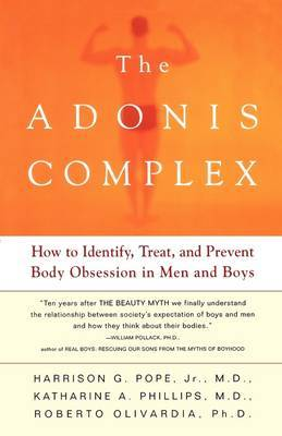 The Adonis Complex by Harrison G. Pope