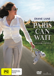 Paris Can Wait on DVD