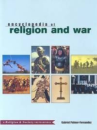 Encyclopedia of Religion and War image