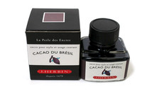 J Herbin: Fountain Pen Ink - Cacao du Bresil (30ml) image