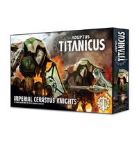 Warhammer 40,000 Adeptus Titanicus: Cerastus Knights