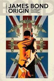 James Bond Origin HC by Jeff Parker