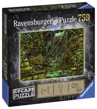 Ravensburger: Escape Puzzle - The Temple Grounds