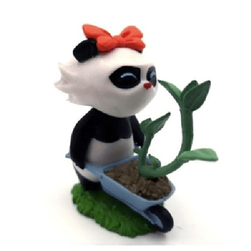 Takenoko: Giant - Baby Panda Figure #6 (Sunny)