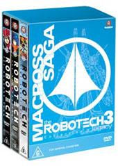 Robotech - Macross Saga: Collection 3 on DVD