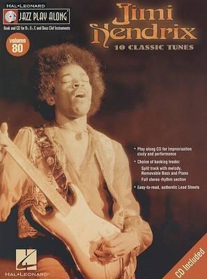 Jazz Play Along: v. 80 image