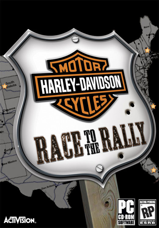 Harley Davidson: Race to the Rally for PC Games