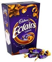 Cadbury Chocolate Eclairs (420g)