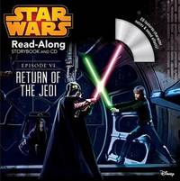 Star Wars: Return of the Jedi Read-Along Storybook and CD by Disney Book Group