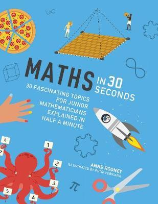 Maths in 30 Seconds by Anne Rooney image