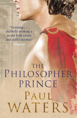 The Philosopher Prince by Paul Waters image