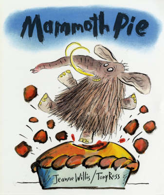 Mammoth Pie by Jeanne Willis image