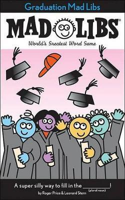 Graduation Mad Libs by Roger Price image