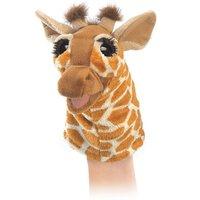 Folkmanis Hand Puppet - Little Giraffe