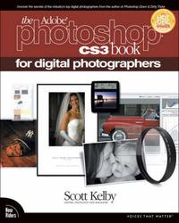 Adobe Photoshop CS3 Book for Digital Photographers by Scott Kelby image
