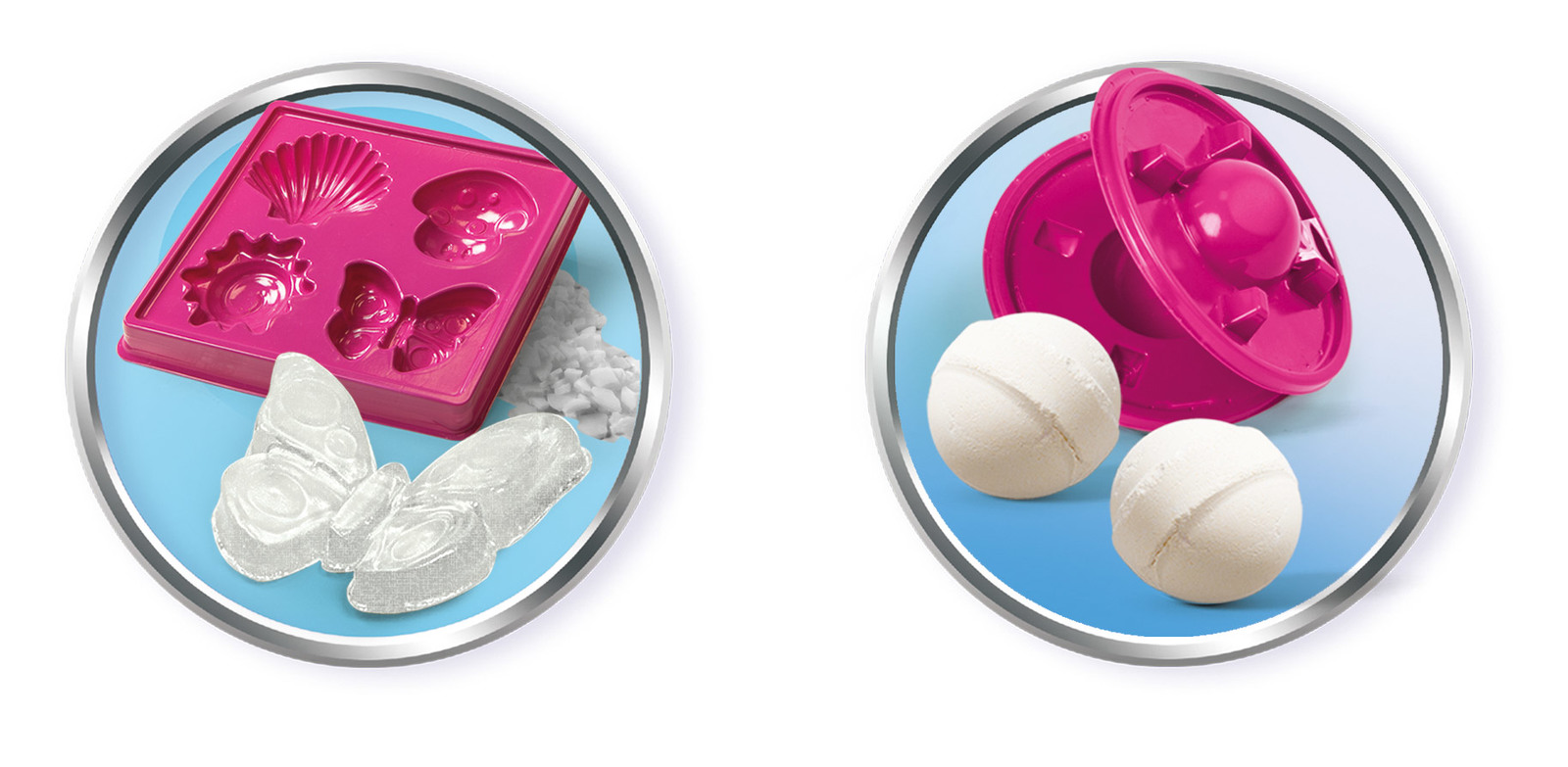 Clementoni: Science & Play - Soap and Bath Bombs image