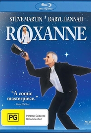 Roxanne on Blu-ray