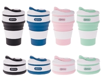 Oasis: Collapsible Cup - Assorted Colours (350ml)