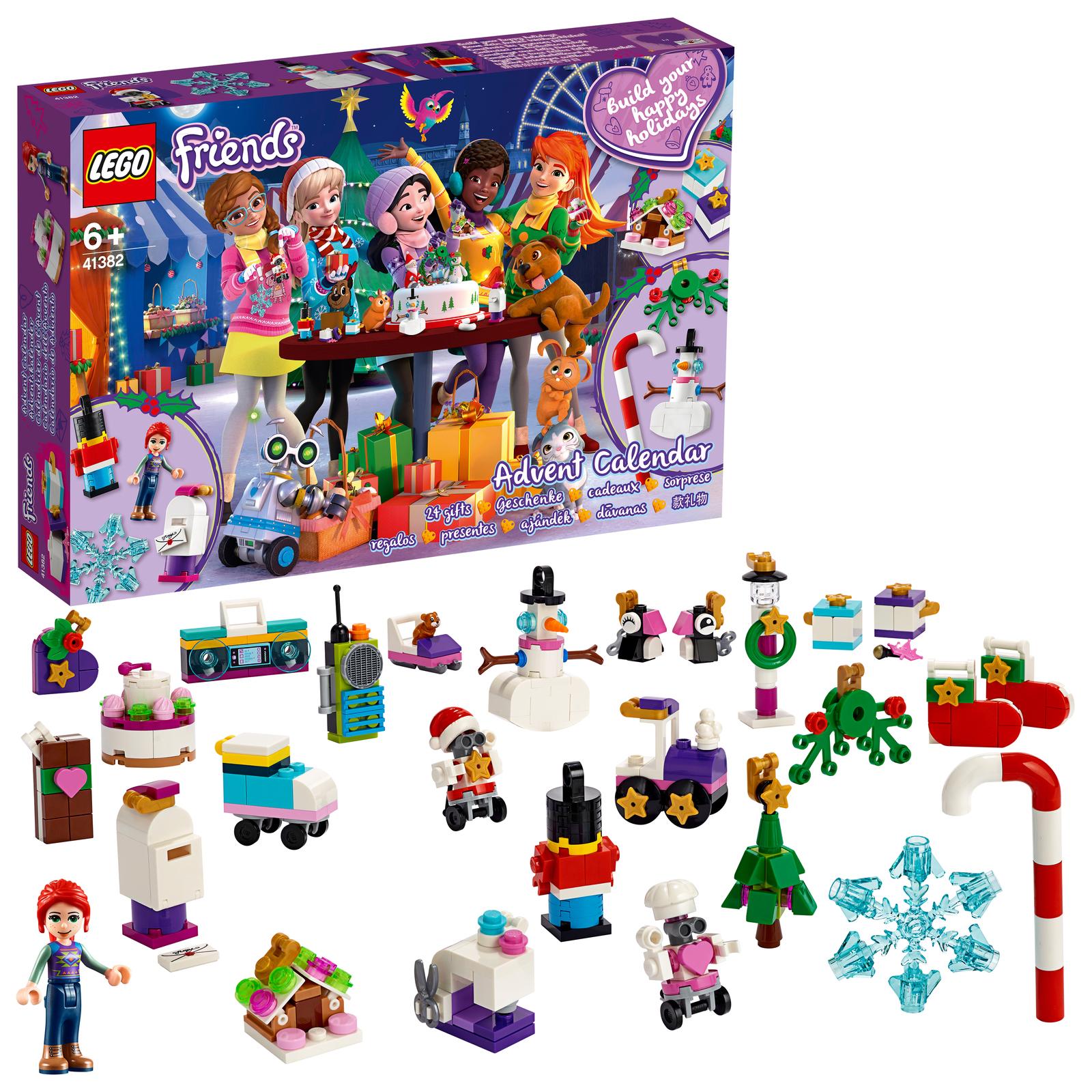 LEGO Friends - 2019 Advent Calendar (41382) image