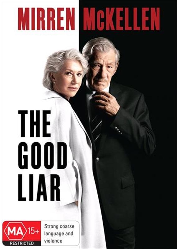 The Good Liar on DVD