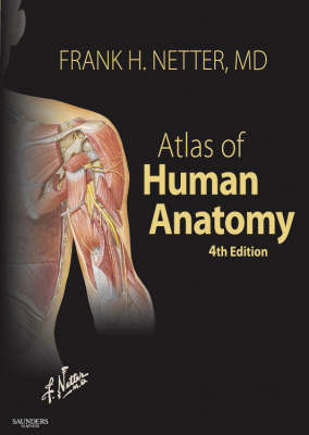Atlas of Human Anatomy: WITH netteranatomy.com by Frank H Netter image