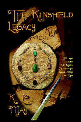 The Kinshield Legacy by K., C. May image