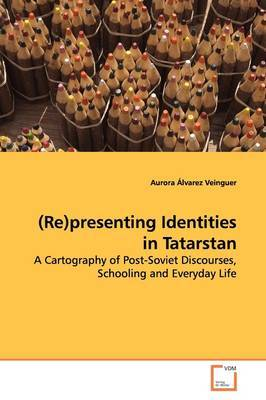 (Re)Presenting Identities in Tatarstan by Aurora Alvarez image