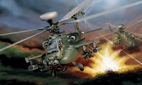 Italeri AH-64D Apache Longbow - 1:48 Model Kit