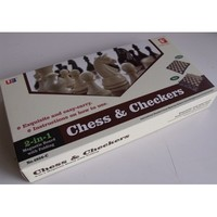 Magnetic 2 in 1 (Chess/Checkers)
