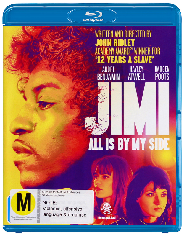 Jimi: All Is by My Side on Blu-ray