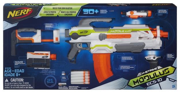 Nerf Modulus: ECS-10 Blaster