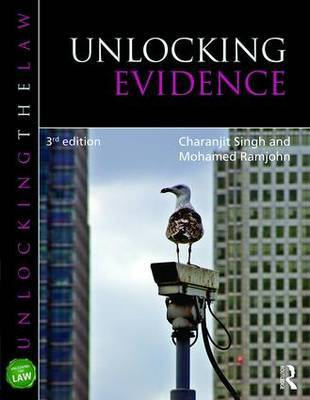 Unlocking Evidence by Charanjit Singh