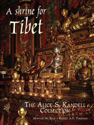 A Shrine for Tibet by Marylin M. Rhie image