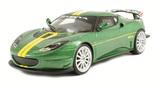Corgi Lotus Evora GT4 Lotus Sport in green livery