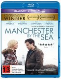 Manchester by the Sea on Blu-ray