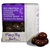 Pimp My Nuts WPI Chocolate Coated Snacks - Chocolate Coffee Beans (80g)