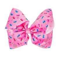 JoJo Siwa: Large Signature Bow - Pink