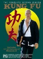 Kung Fu - Season 2 on DVD
